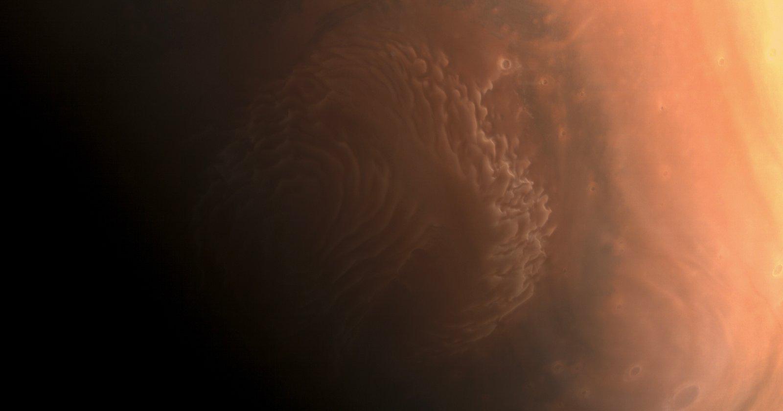 La Cina pubblica le prime foto ad alta definizione dalla sua sonda Tianwen-1