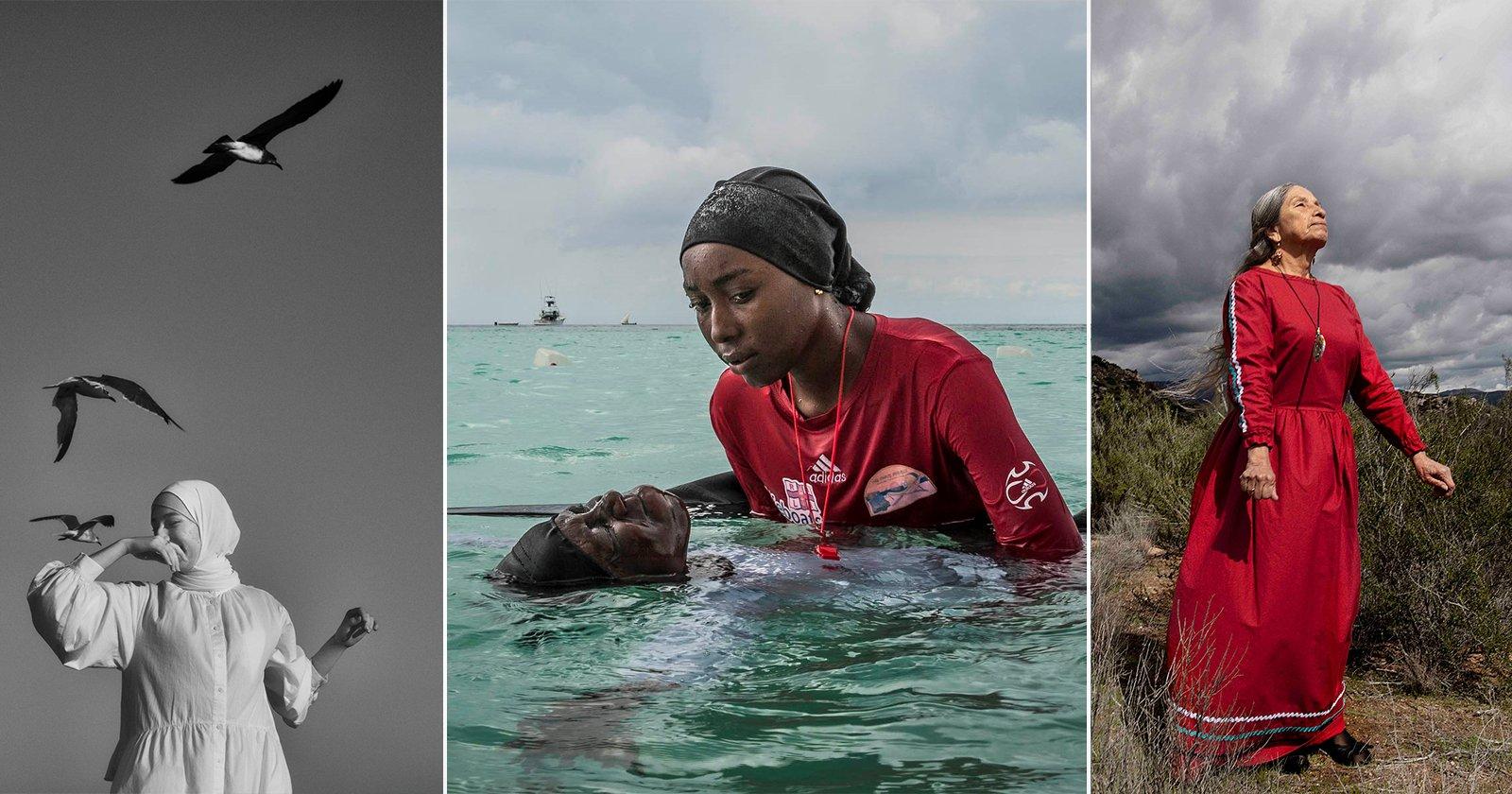 Leica Unveils Women Foto Project Award Winners