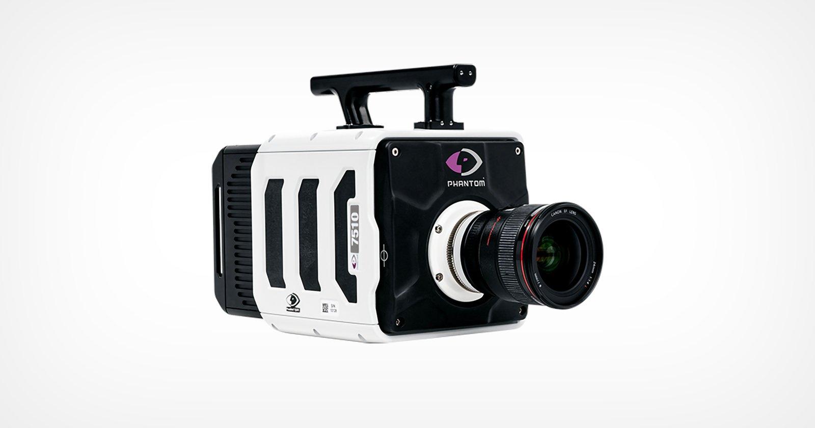New Phantom TMX 7510 Camera Can Record An Insane 1,750,000 FPS