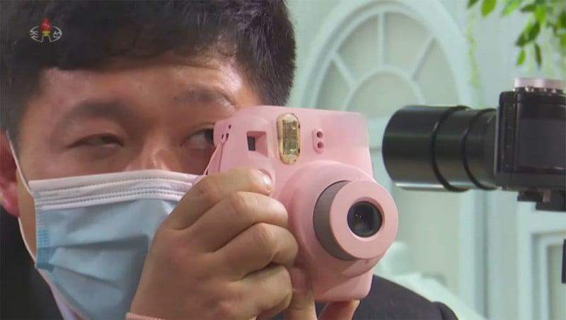 The History of the Camera… According to North Korea