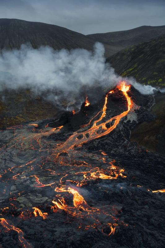 volcano iurie 1