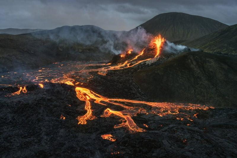 volcano iurie 3