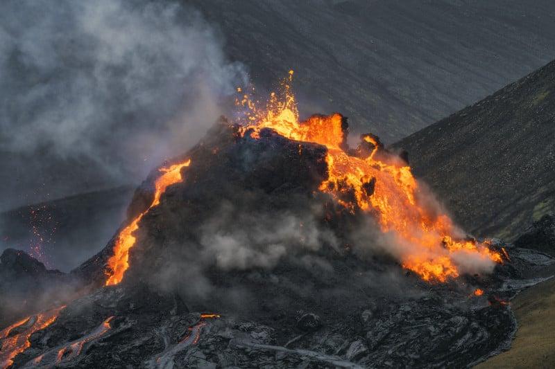volcano iurie 4