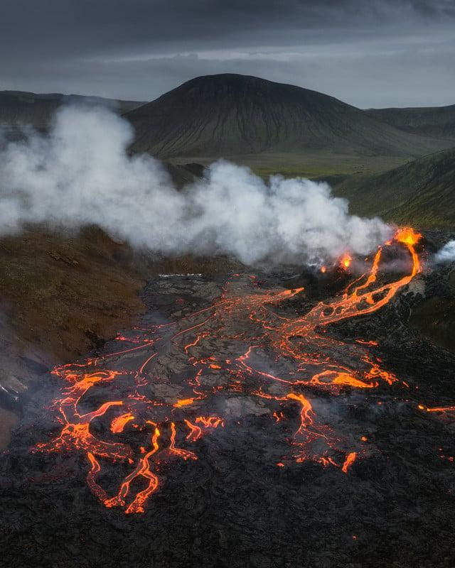 volcano iurie 5