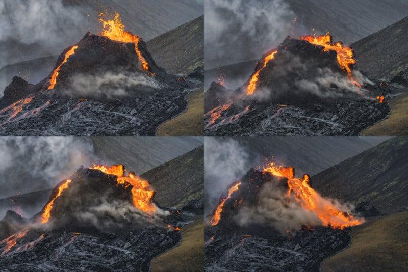 volcano iurie 6