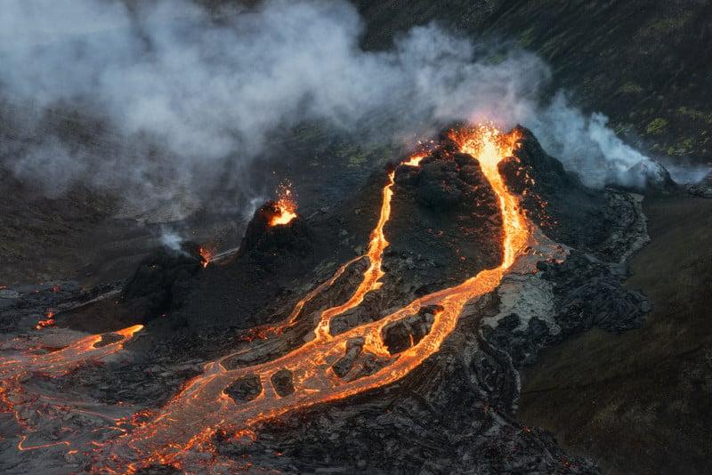 volcano iurie