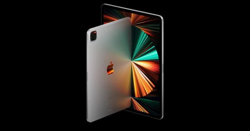 Apple Adds M1 Chip and 'Liquid Retina Display' into the New iPad Pro
