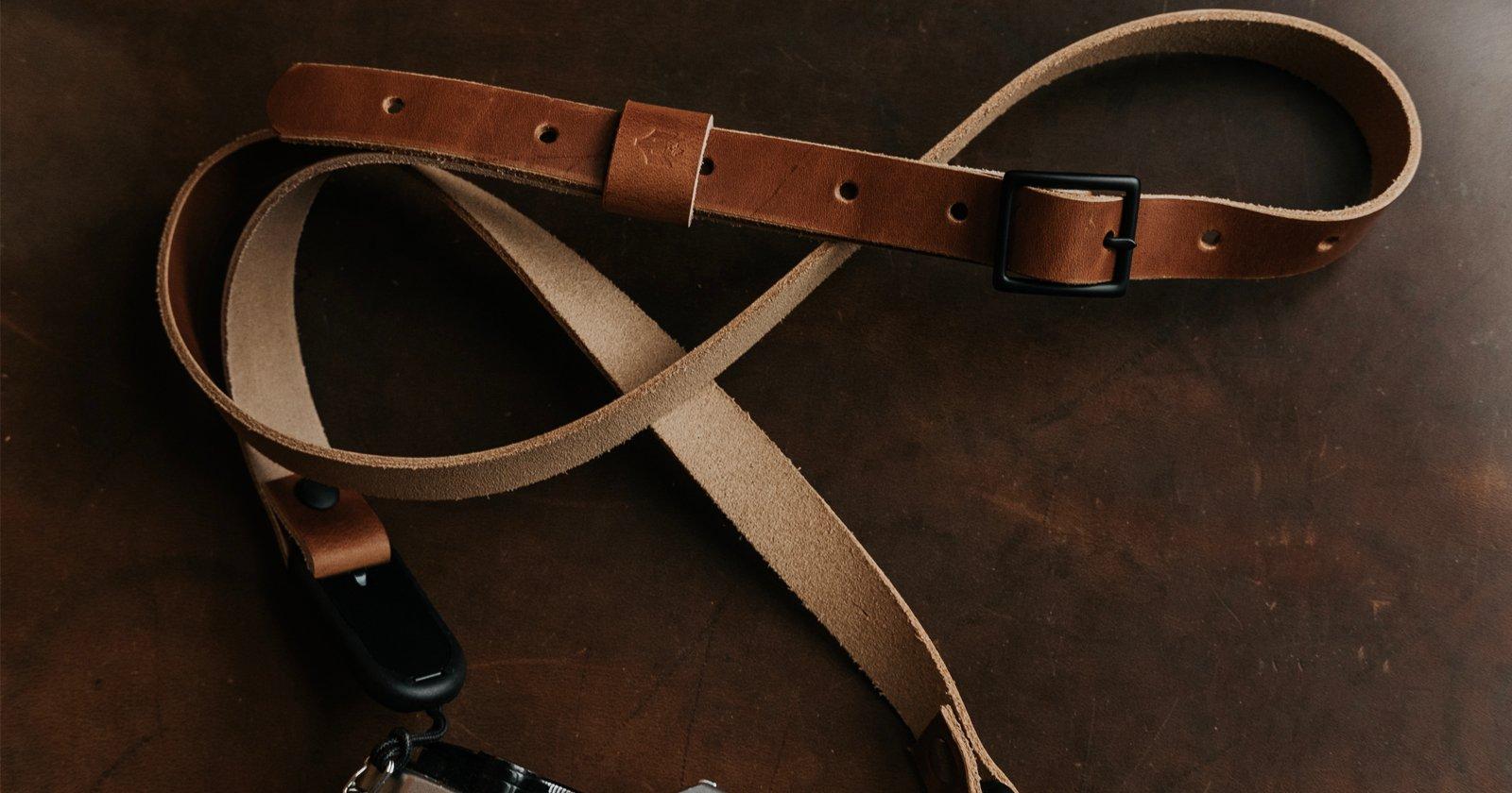 Clever Supply svela il suo primo cinturino in pelle regolabile