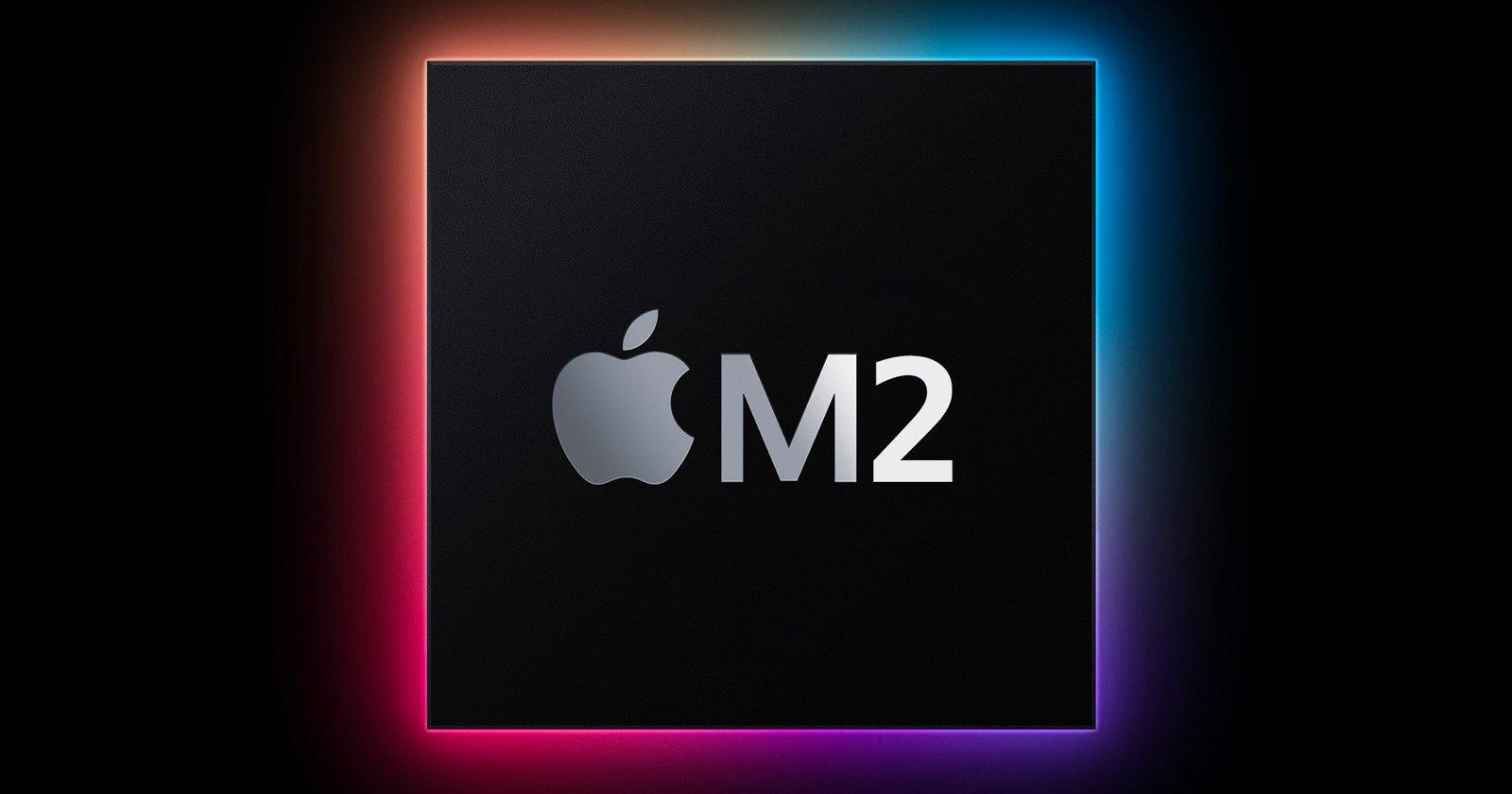 Nuovi MacBook alimentati dal chip M2 di Apple in arrivo quest'anno: Report