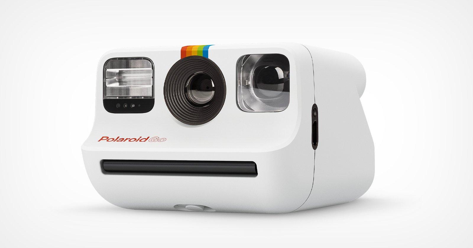 Polaroid lancia Polaroid Go, la fotocamera analogica più piccola al mondo