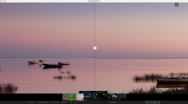 DxO's PureRaw 1.5 Update Fixes Seven Common RAW File Problems 8