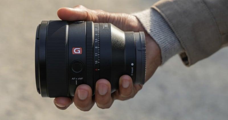 Sony Again Underestimates Demand, Delays Sony 50mm f/1.2 GM