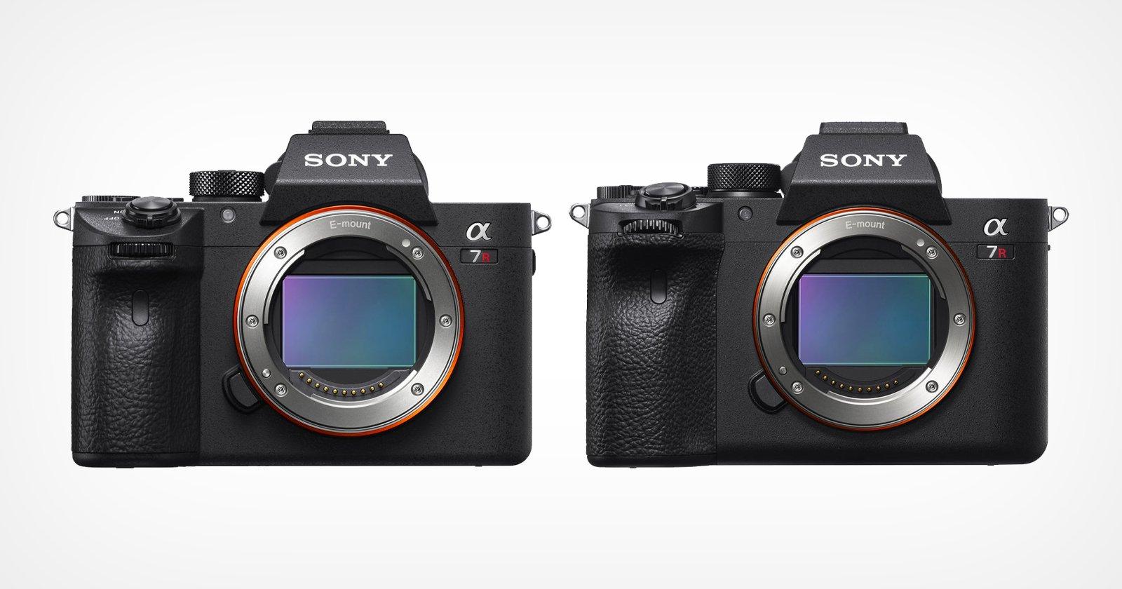 Sony lancia silenziosamente le fotocamere mirrorless a7R IIIa e a7R IVa