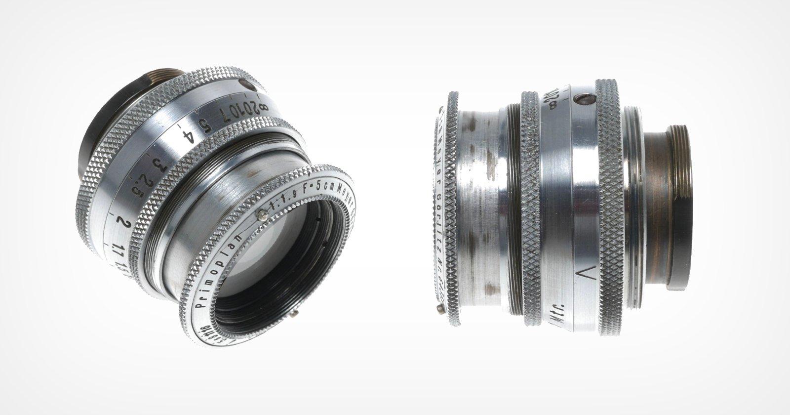 L'obiettivo Leica sul mercato delle pulci da $ 10 viene venduto per $ 50.000 in meno di 24 ore