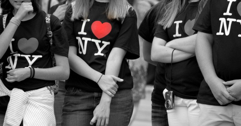 Photographers, Beware: 'I LOVE NY' is Trademarked by New York