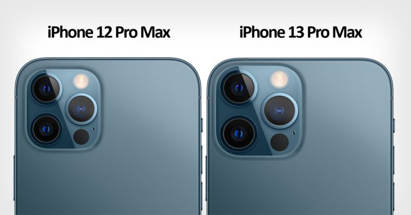 iPhone 13 Leak Shows Bigger Camera, iPhone 14 Said to Have 48MP Sensor