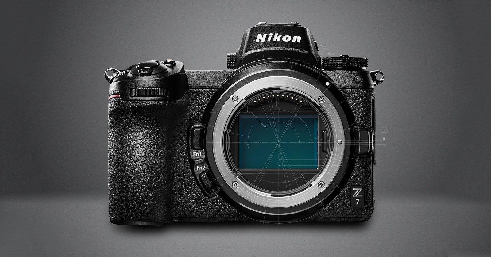 Nikon aggiorna il firmware dell'intera gamma Mirrorless della serie Z.