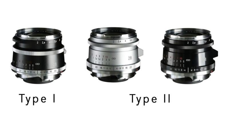 Voigtlander Ultron Vintage Line Leica M-Mount 28mm f2