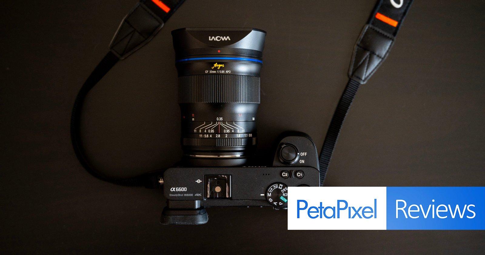 Laowa Argus 33mm f/0.95 CF APO Review: So. Much. Bokeh.