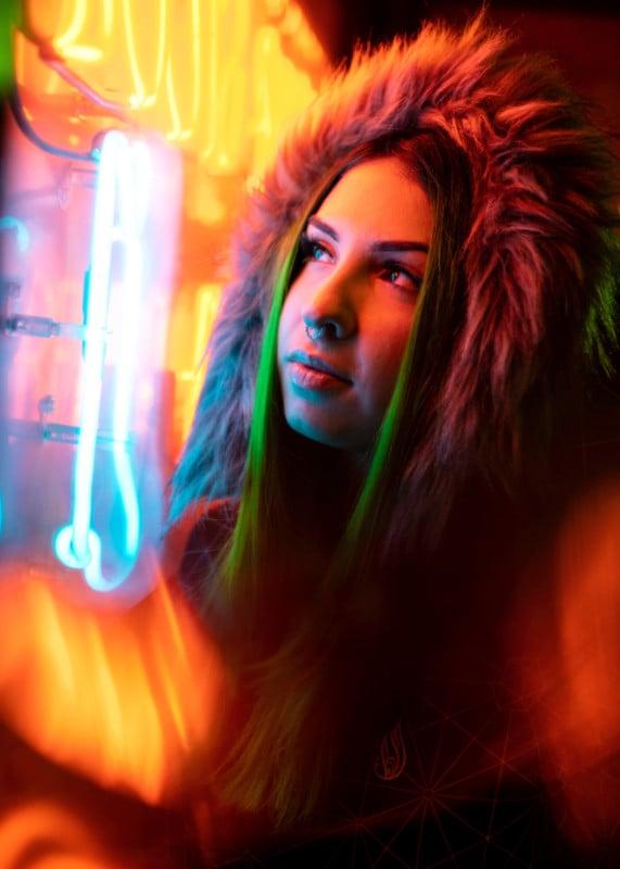 10 Tips To Leverage Neon Lights for Stellar Portraiture 6