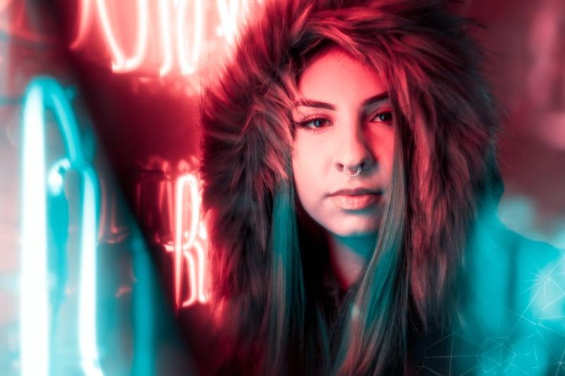 10 Tips To Leverage Neon Lights for Stellar Portraiture 1