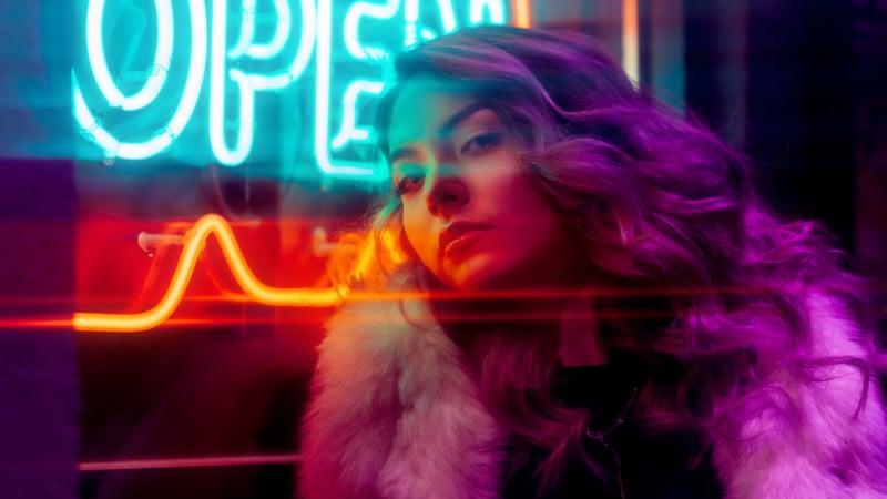 10 Tips To Leverage Neon Lights for Stellar Portraiture 16