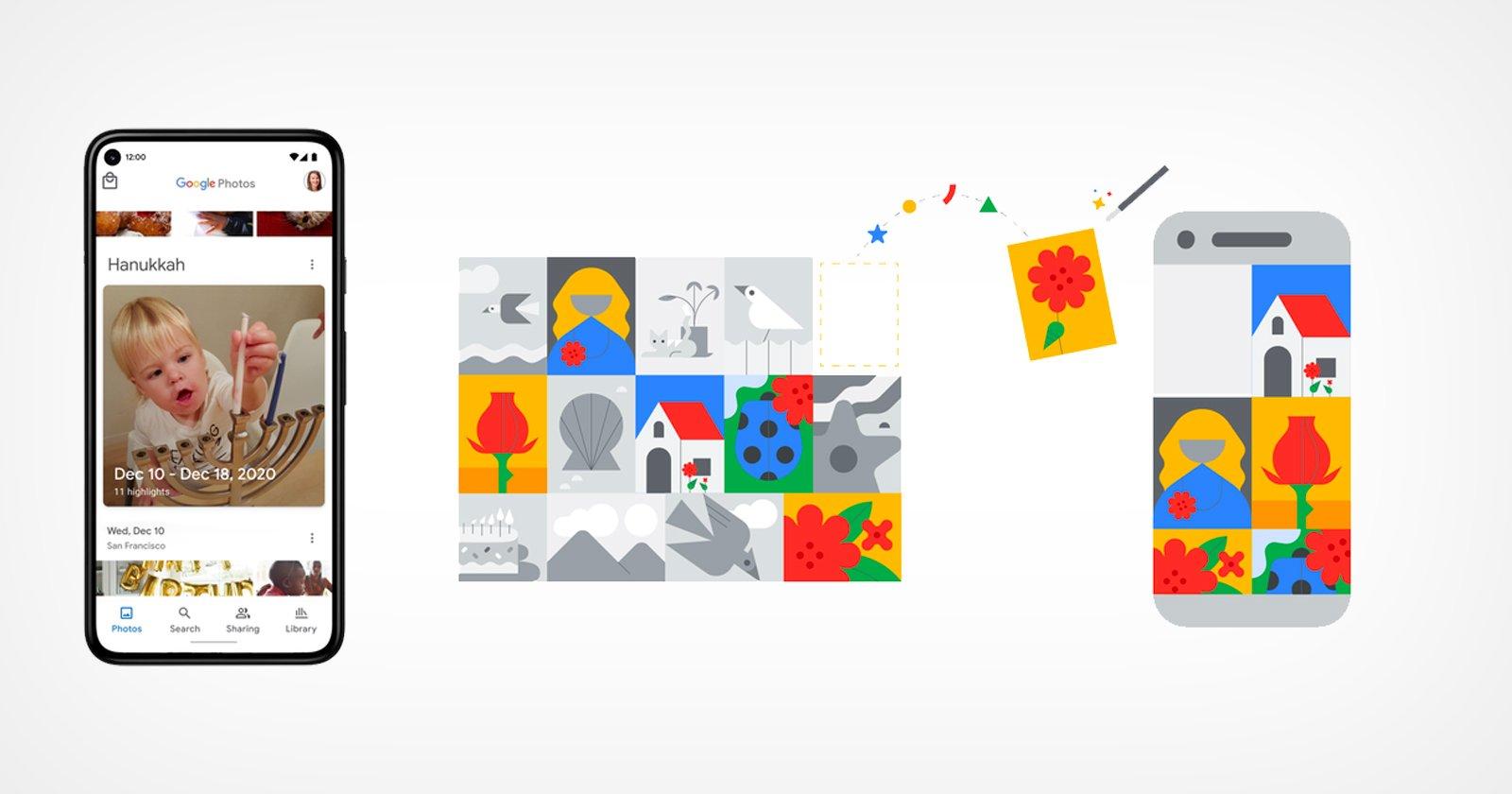 I nuovi miglioramenti di Google Foto utilizzano l'intelligenza artificiale per garantire agli utenti un controllo migliore