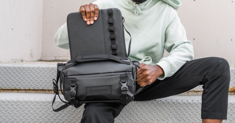Wandrd Unveils The Roam Sling Along with A Patent-Pending Laptop Case