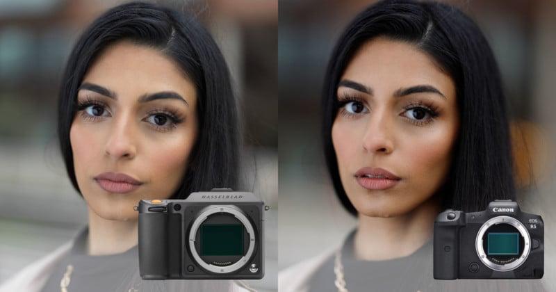 The Canon EOS R5 Produces Better Color than Medium Format Cameras