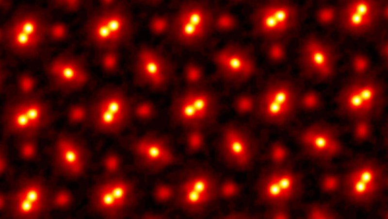 This is the Highest-Ever Resolution Photo of Atoms