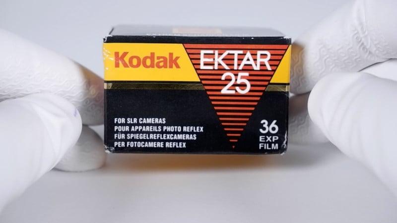 Kodak Ektar 25, Frozen for Over 30 Years