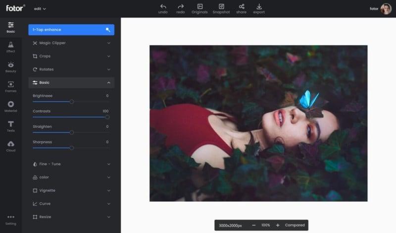 Las mejores aplicaciones gratis de edición de fotos