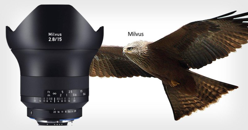 Zeiss Lens Families Are Named After Birds 16
