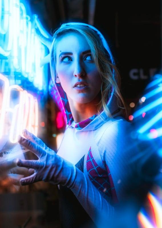 10 Tips To Leverage Neon Lights for Stellar Portraiture 12