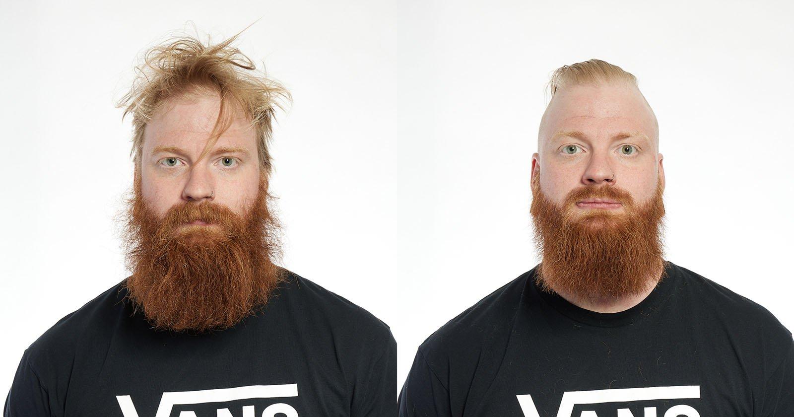 Portraits of Post-Lockdown Haircuts