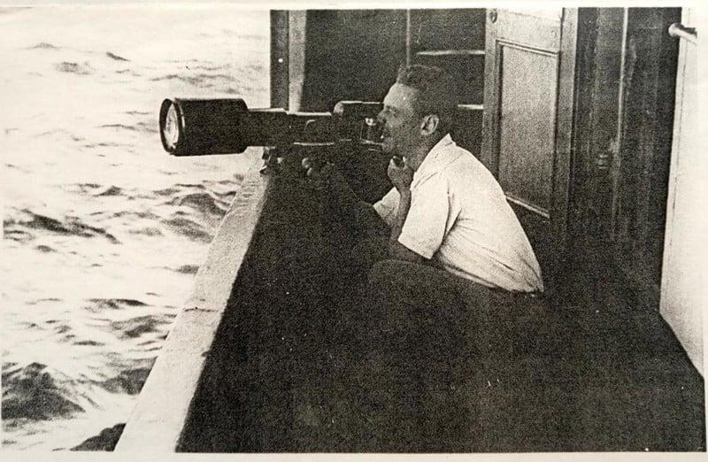 'Top Secret' 1943 Russian FotoSniper Prototype Sells for $170,000 9