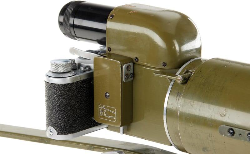 'Top Secret' 1943 Russian FotoSniper Prototype Sells for $170,000 8