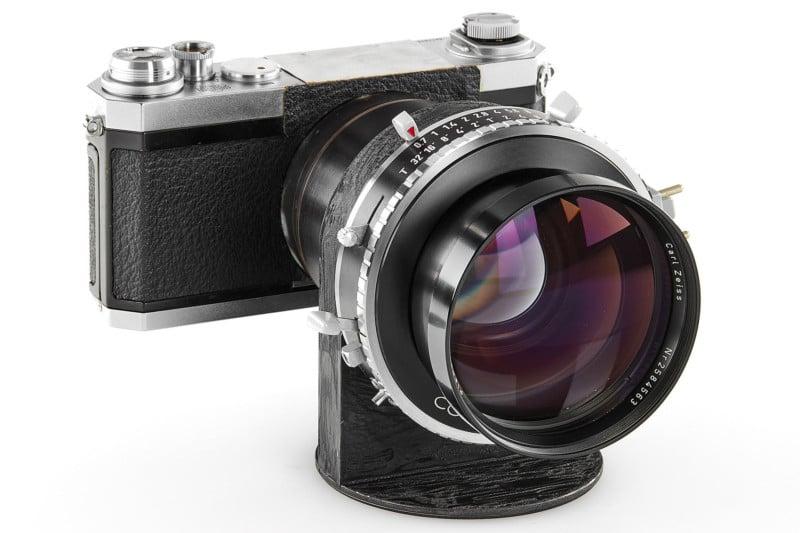 'Top Secret' 1943 Russian FotoSniper Prototype Sells for $170,000 16