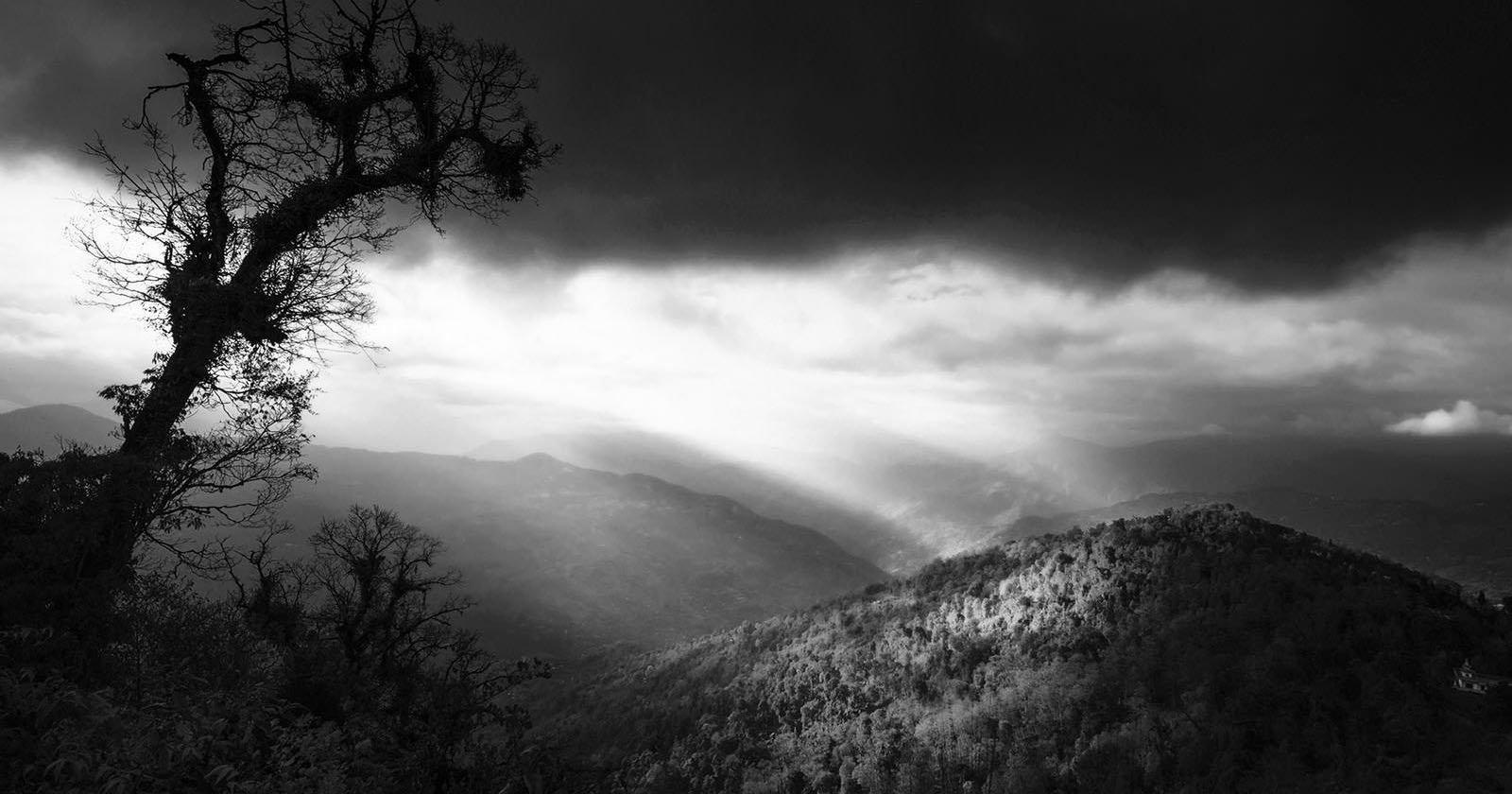 5 consigli per la fotografia di paesaggi in bianco e nero