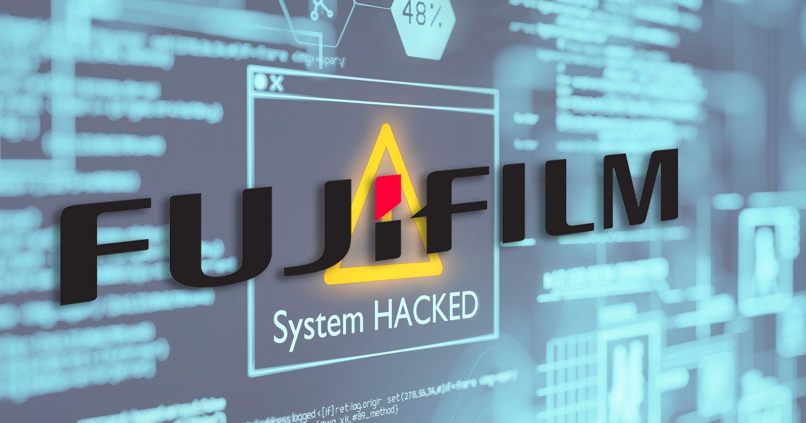 Fujifilm chiude i server per indagare su possibili attacchi informatici Cyber