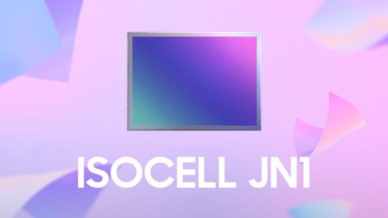 Samsung's New JN1 Camera Sensor Has Industry's Smallest Pixels