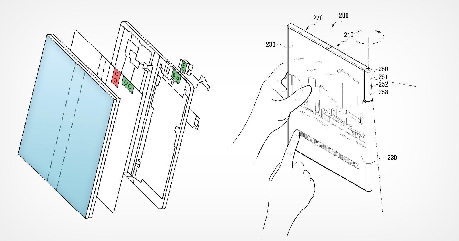 I brevetti Samsung descrivono metodi che risolvono due limitazioni della fotocamera