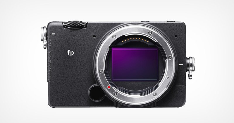 Sigma is Offering to Replace fp Buttons with Newer fp L Buttons