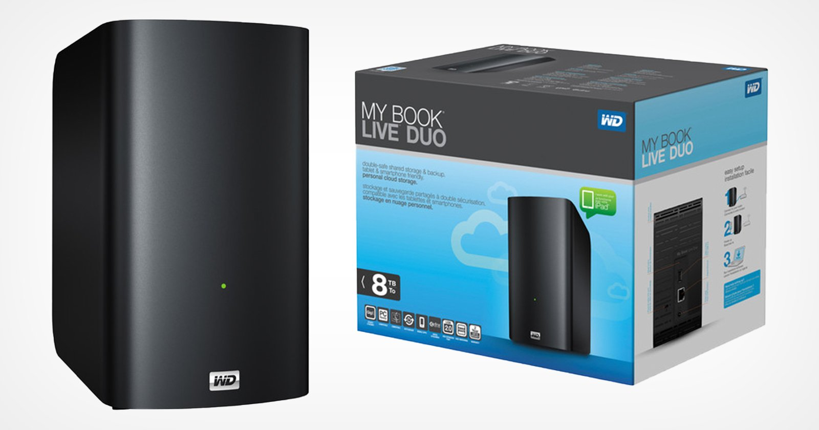 If You Use a WD My Book Live Hard Drive, Unplug It Immediately 33