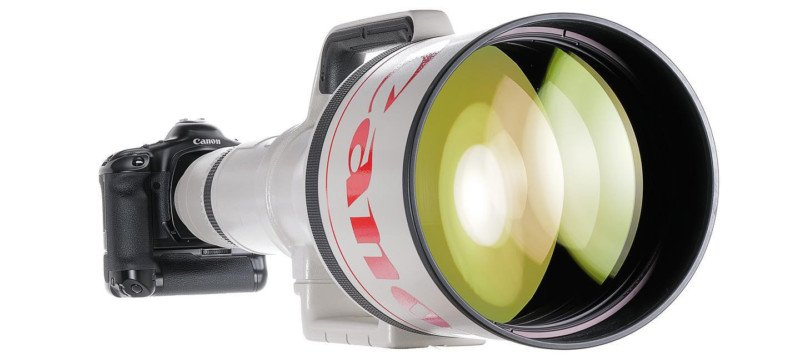 This is Your Chance to Buy the Super-Rare Canon EF 1200mm f/5.6L Lens