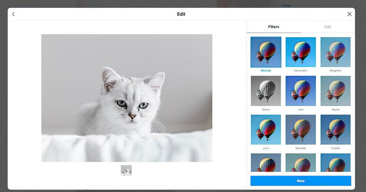 Instagram is Finally Letting Users Post Photos from Desktop - PetaPixel