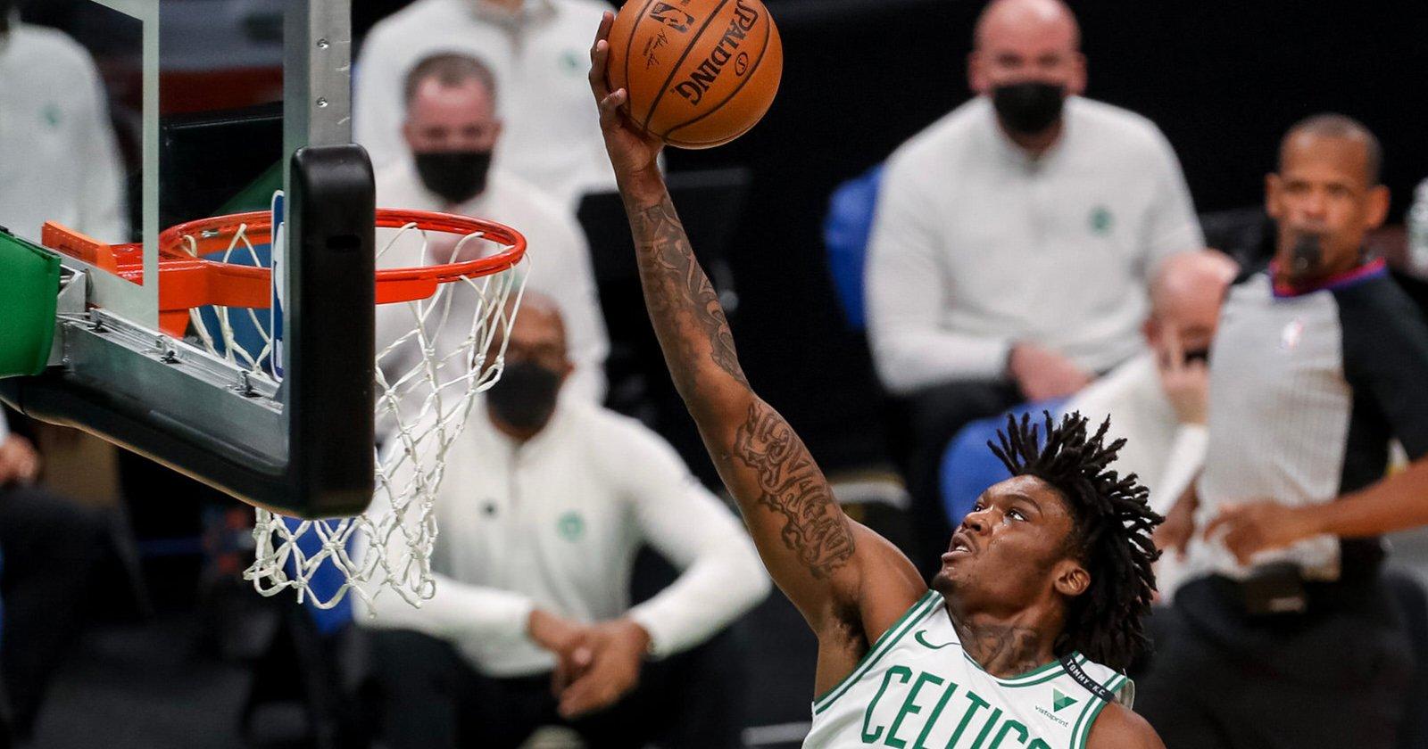 Com'è fotografare una partita NBA: i Boston Celtics