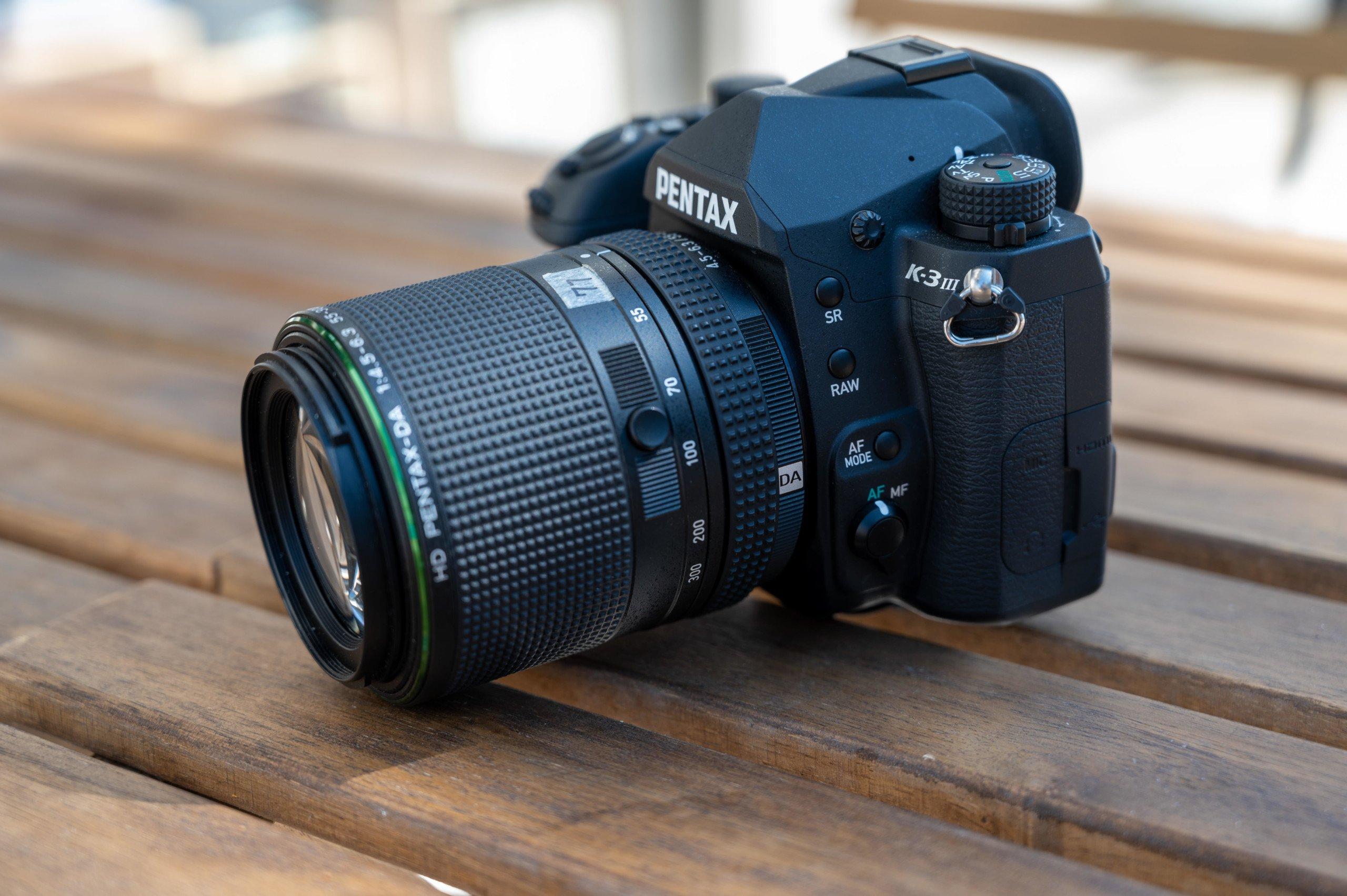 Pentax K-3 Mark III Review: An Excellent, Expensive DSLR 14