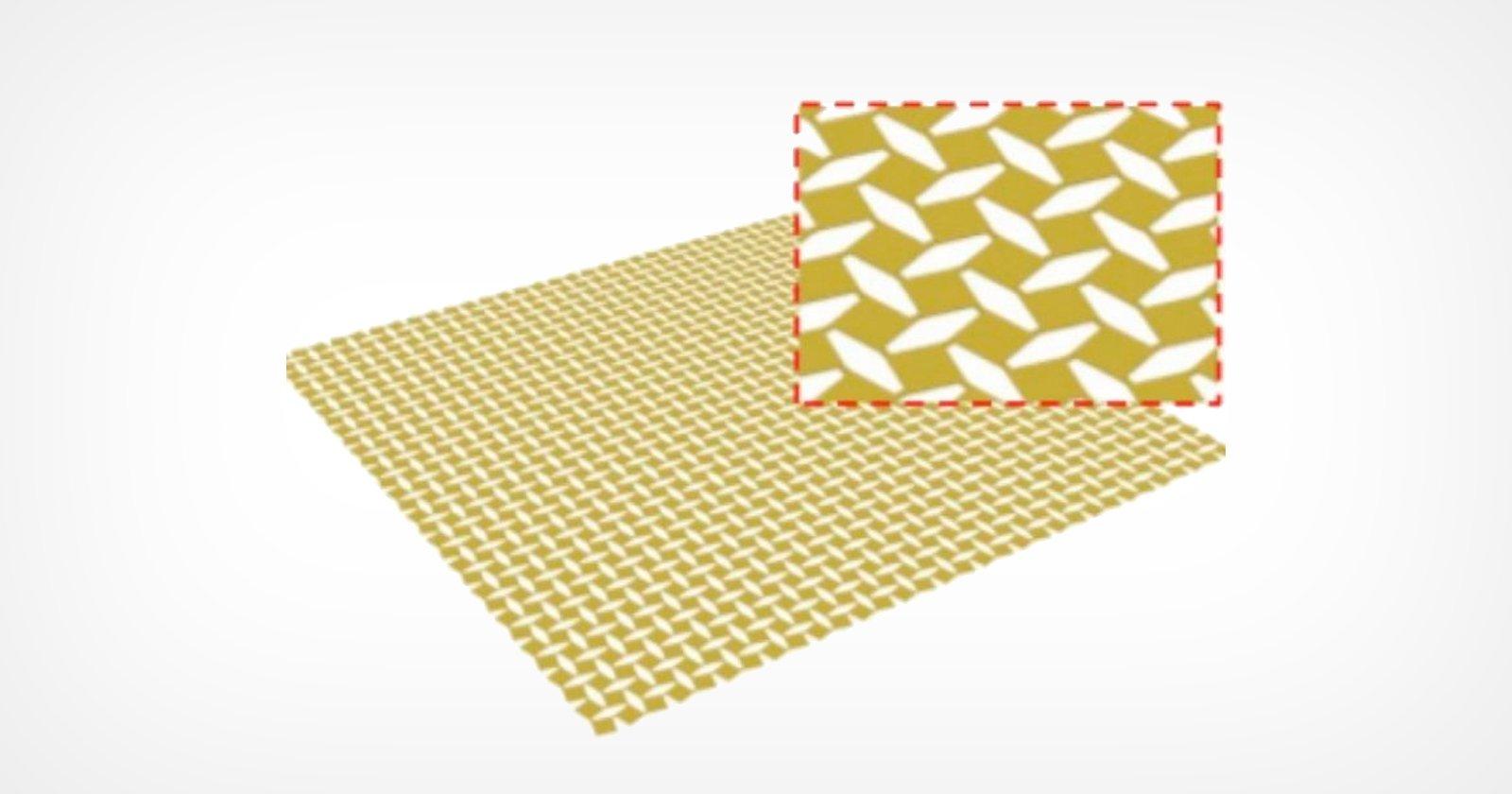 Ingegnere sviluppa un sensore di immagine simile a un bulbo oculare basato sull'arte di Kirigami