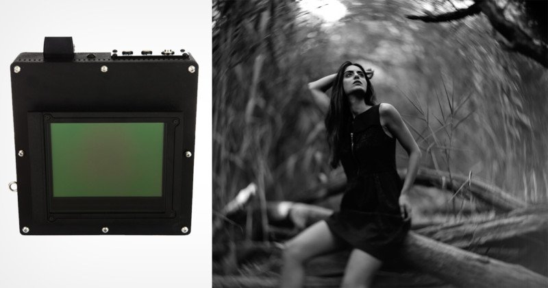 LargeSense Launches the LS45: a Full-Size 4×5 Large Format Digital Back